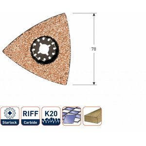 Rotec Rotec Schuurplateau OF 78K2 - 519.0280
