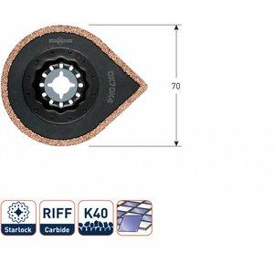 Rotec Rotec Tegellijmverwijderaar OX 70K4 - starlock - 519.0250
