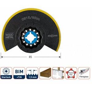 Rotec Rotec Segmentzaagblad OS 15/85bit - starlock - multi materiaal - 519.0190