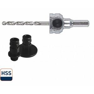 Rotec Rotec Quick-Change starterkit HSS 8,5 - 11 mm