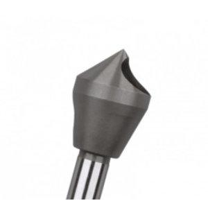 Rotec Rotec HSS-Co Verzinkfrees met schuin gat - cilindrische schacht