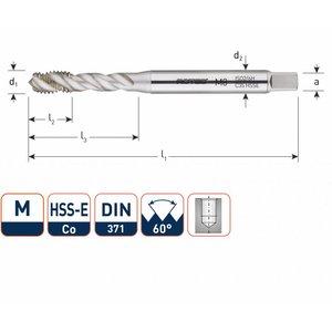 Rotec Rotec HSS-E OPTI machinetap metrisch blind M3 - M10