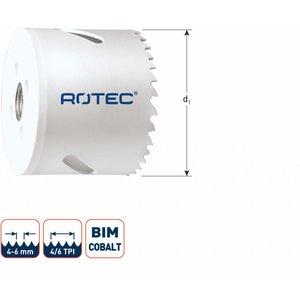 Rotec Rotec BiMCo Gatzaag normaalvertand (4/6) 14 - 210 mm