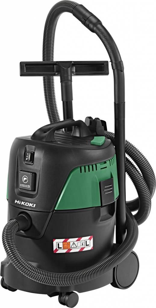 Hikoki powertools Hikoki RP250YDLWAZ Nat- en droogstofzuiger L-klasse - 1000W - 3,6 m³/min