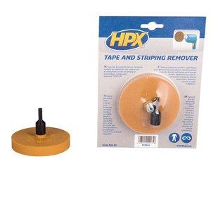 HPX tapes HPX Tape & strepen verwijderaar - kunststofschijf + as - ZCRE04