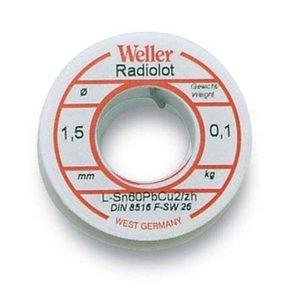 Weller Weller RL 60/40-250 Radio Soldeer - 1,5 mm 250 gram - T0054004299