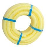 Installatiebuis Flexibel Ø5/8 - 16 mm geel - 10 meter - 03.008.02
