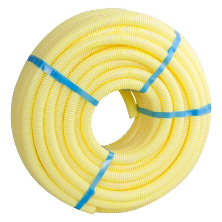 Installatiebuis Flexibel Ø5/8 - 16 mm geel - 25 meter - 03.008.00