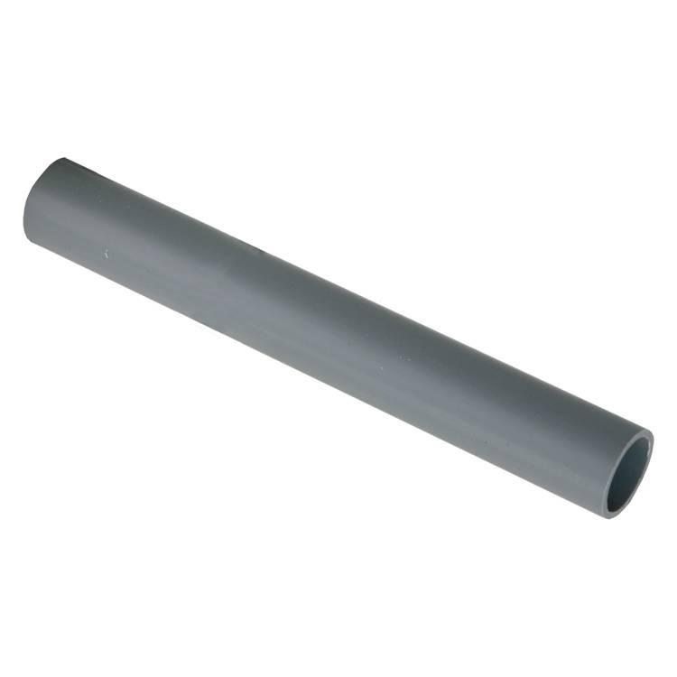 Pipelife Pipelife Installatiebuis verhoogd slagvast Ø5/8 - 16 mm grijs - 4 meter - 01.474.47