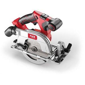 Flex powertools Flex CS 62 18.0-EX Accu Handcirkelzaagmachine 18.0V - 165 mm - 417.939