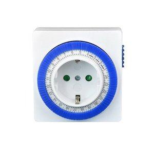 Time-it Time-it Tijdschakelklok 24 uur - per 15 minuten - 58014