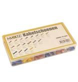 Ratio Ratio Kabelschoenen assortimentsdoos - 175-delig - 60291