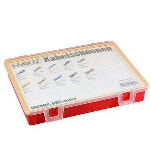 Ratio Ratio Kabelschoenen assortimentsdoos - 1200-delig - 60293