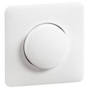 Peha Peha Dimmerplaat + knop wit  -  D80.610HRWW