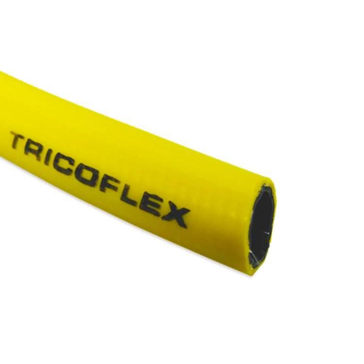 """Tricoflex Tricoflex tuinslag  1/2"""" - 50 meter - 10 Bar - geel"""