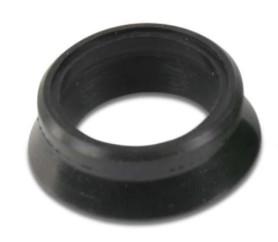 Geka Geka snelkoppeling afdichtingsring rubber - zwart