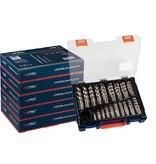 Rotec Rotec HSS-G Metaalborenset 170-Delig - ABS koffer - 900.0173K