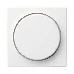 Gira Gira 065003 Dimmerknop - standaard 55 - zuiver wit glanzend