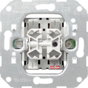 Gira Gira 010500 Basiselement universele  serieschakelaar - 10 AX 250V~