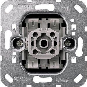 Gira Gira 010700 Basiselement wipschakelaar kruisschakelaar - 10 AX 250V~
