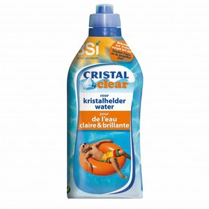 BSI pool BSI Cristal clear - voor kristalhelder water - 1 Liter - 6210