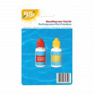 BSI pool BSI Navulling voor pH+CI testflesjes - 6593