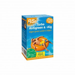 BSI pool BSI Turbo anti groen en -alg - 300 ml - 0935