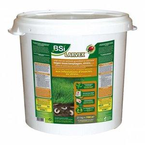 Bsi BSI Larvex tegen insectenplagen en stress - 21 kg / 700 m² - 50215