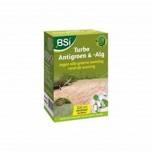 Bsi BSI Turbo antigroen - en -alg - 300 ml - 0492