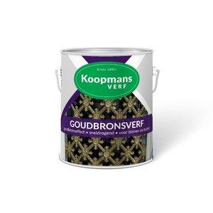Koopmans Koopmans Goudbronsverf 250ML
