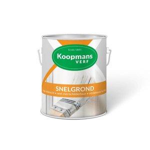 Koopmans Koopmans Snelgrond donkergrijs 2,5 Liter