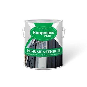 Koopmans Koopmans Monumenten beits 239 zwart 2,5 Liter