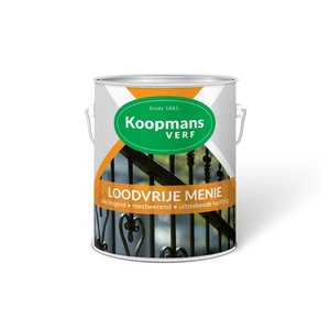 Koopmans Koopmans Loodvrije menieverf 2,5 Liter
