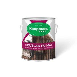 Koopmans Koopmans Houtlak PU mat blank 250ML/ 750ML