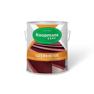 Koopmans Koopmans Ijzermenieverf 2,5 Liter