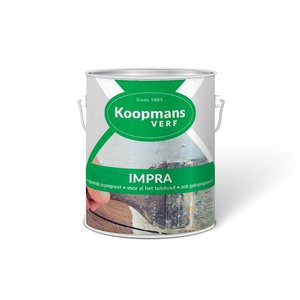 Koopmans Koopmans Impra 239 Zwart 2,5 Liter