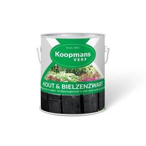 Koopmans Koopmans Hout & Bielzenzwart 750ML