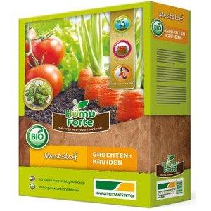 HumuForte HumuForte BIO Meststof groenten en kruiden - 1,75 kg - HF02MGROO