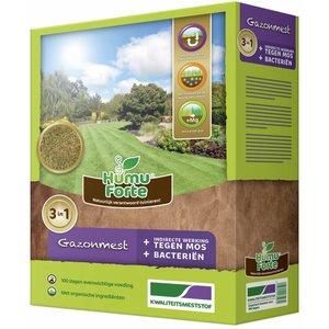 HumuForte HumuForte Gazonmest + indirecte werking tegen mos en bacteriën - 4 kg  - HF04GATMO