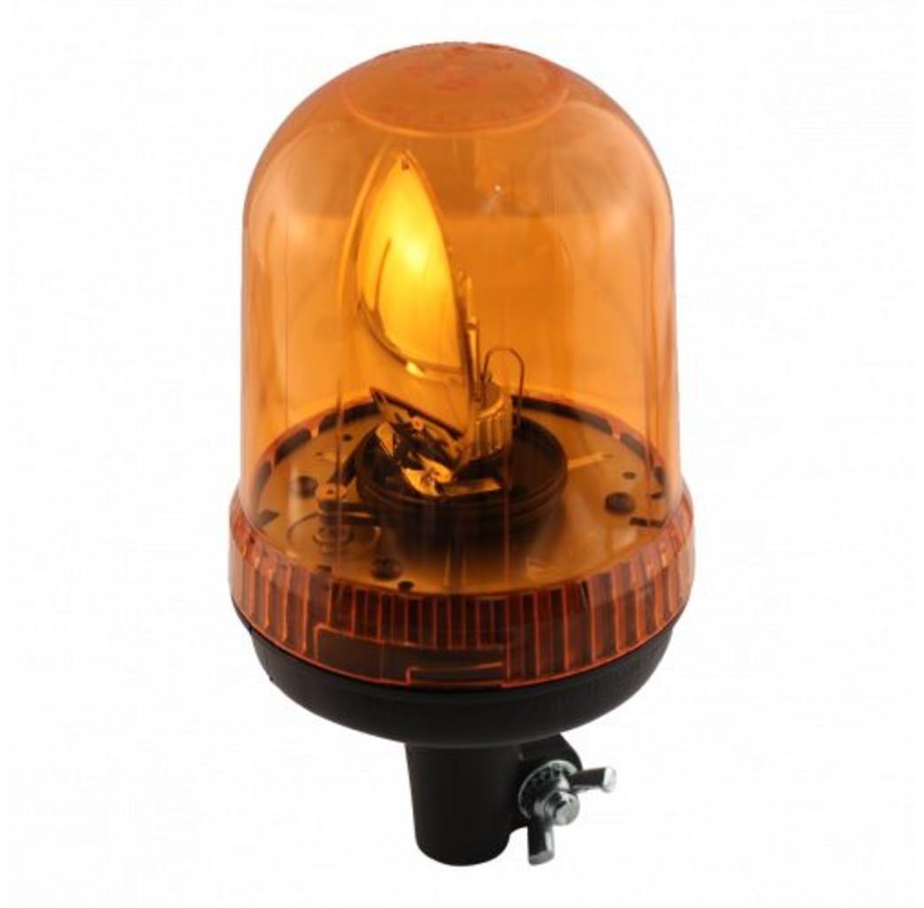Ajba AJBA Zwaailamp halogeen lamp - 12V 55W - oranje