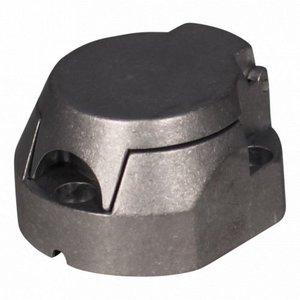 Kontaktdoos aluminium 7-polig