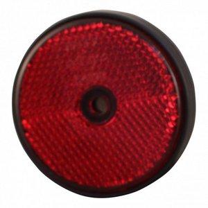Radex Radex Reflector rood - Ø61 mm - opschroefbaar