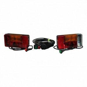 Radex Radex Verlichtingsset serie 5001 - 13-polig - 5000 mm