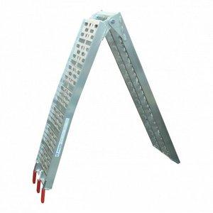 Novio Novio Oprijplaat opklapbaar - 2250x280 mm - 340 kg - aluminium