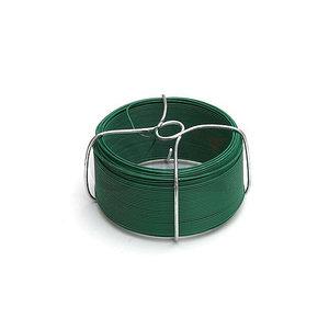 Dulimex Dulimex Binddraad 50m x 1,2 mm - groen ommanteld - no. 7 - 93050-12 ZL