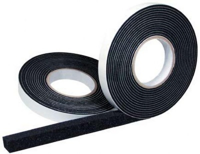 Connect products Seal-it 575 Press-band - compriband 10x2 mm (10x10) - 12,5 meter - zwart - SI-575-1002-125
