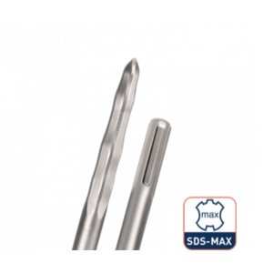 HEVU HEVU Puntbeitel SDS-max - V-breaker - 400 mm - 215.1108