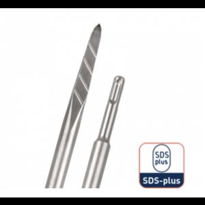 HEVU TOOLS HEVU Puntbeitel SDS-plus - V-breaker - 250 mm - 215.0106