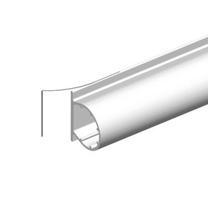Ellen EllenFlex Tochtband 6 meter universeel  - siliconen - wit - 611101062