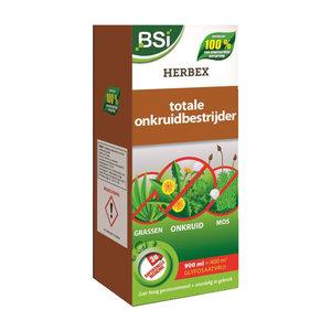 Bsi BSI Herbex onkruidbestrijder - 900 ml / 400 m² - 64225